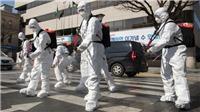Số người nhiễm COVID-19 tại Hàn Quốc đã lên tới gần 5.000