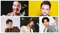 Đề cử Nhạc sĩ của năm: Những người tạo 'sinh khí' cho đời sống âm nhạc