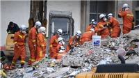 Số người chết trong vụ sập khách sạn cách ly của Trung Quốc lên tới 20
