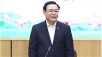Bí thư Thành ủy Hà Nội làm việc với quận Ba Đình về phòng, chống dịch bệnh COVID-19