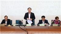 Dịch COVID-19: Hà Nội bàn giải pháp thúc đẩy tăng trưởng kinh tế