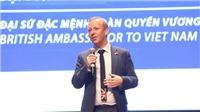 Dịch COVID-19: Đại sứ Anh làm clip cảm ơn y bác sĩ và Chính phủ Việt Nam