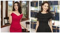 Diễn viên Hồng Diễm khoe vẻ đẹp ngọt ngào với phong cách thời trang tinh tế