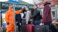 Dịch COVID-19: EU áp đặt lệnh cấm nhập cảnh 30 ngày, sẵn sàng áp dụng biện pháp bổ sung nếu cần thiết