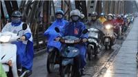 Dự báo thời tiết: Mưa còn kéo dài ở Hà Nội và các tỉnh phía Bắc
