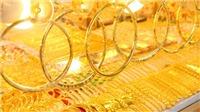 Giá vàng trong nước giảm 100.000 đồng/lượng