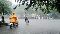 Dự báo thời tiết: Miền Bắc nhiệt độ tăng cao, nhiều khu vực chiều tối có mưa dông