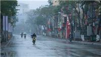 Miền Bắc mưa phùn và sương mù, Nam Bộ có nơi nắng nóng trên 36 độ C