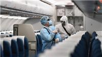 Dịch COVID-19: Từ ngày 6/4, Vietnam Airlines giới hạn khách trên chuyến bay đến Tp. Hồ Chí Minh