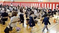 Dịch COVID-19: Nhật Bản mở cửa trở lại trường học ở một số khu vực