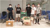 ĐSQ Việt Nam tại Thái Lan hỗ trợ 5 công dân bị mắc kẹt ở sân bay quốc tế Survanabhumi