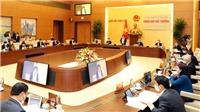 Dịch COVID-19: Ủy ban Thường vụ Quốc hội họp bất thường để cho ý kiến về các biện pháp hỗ trợ người dân