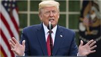 Tổng thống D. Trump cảm ơn Việt Nam hỗ trợ Mỹ chống dịch COVID-19