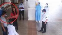 Xử lý đối tượng hành hung bảo vệ bệnh viện khi được yêu cầu khai báo y tế
