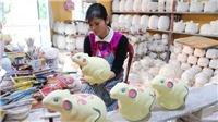 Làng nghề truyền thống Hà Nội chủ động vượt qua đại dịch COVID-19
