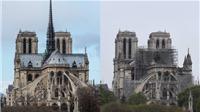 Một năm cháy Nhà thờ Đức bà Paris: Liệu có kịp khôi phục trong 5 năm tới?