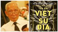 Đọc 'Tạp ghi Việt sử địa': 'Không gì thực sự xảy ra nếu chưa được ghi lại'