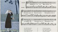 'Au Clair De La Lune': Giai điệu cổ nhất từng được ghi lại trong lịch sử