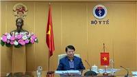 Việt Nam chia sẻ kinh nghiệm chống dịch COVID-19 tại cuộc họp trực tuyến các Bộ trưởng Y tế G20