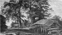 Bức ảnh cổ và cuộc 'truy lùng' cây cầu cổ sau 140 năm