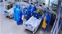 Chức năng phổi của BN91 cải thiện khá hơn sau tập vật lý trị liệu hô hấp