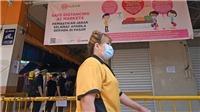 'Giải mã' sự bùng phát dịch COVID-19 tại Singapore