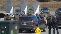 Dựng lại hiện trường vụ xả súng đẫm máu tại Canada