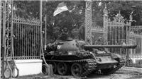 Cùng xem lại những thước phim về ngày lịch sử 30/4/1975