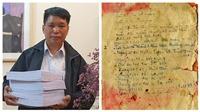 Khí phách Việt Nam giữa sự im lặng của những trang nhật ký