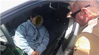 Cảnh sát bị sốc khi phát hiện cậu bé 5 tuổi lái xe như bay trên cao tốc để đi mua... Lamborghini