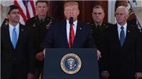 Thượng viện Mỹ không đạt đủ số phiếu bác bỏ quyền của Tổng thống Trump phát động tấn công Iran 