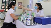 Không phải giãn cách, các trường mầm non, tiểu học tại Hà Nội tăng cường kiểm soát y tế