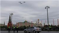 Lễ duyệt binh của lực lượng không quân vũ trụ Nga kỷ niệm 75 năm Chiến thắng phát-xít