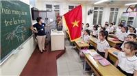 Học sinh Mầm non, Tiểu học Hà Nội chính thức đi học trở lại