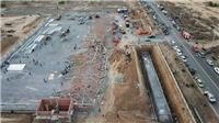 Sập công trình trong Khu công nghiệp ở Đồng Nai: Tập trung cứu chữa người bị thương và hỗ trợ gia đình người bị nạn