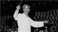 Nhạc sĩ Nga Vladimir Fere: 'Việt Nam đẹp nhất có tên Bác Hồ'