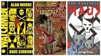 Comic không chỉ có Siêu nhân, Người dơi, Người nhện...