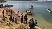 Lâm Đồng: Đã tìm thấy hai thi thể học sinh đuối nước ở hồ thủy điện Đại Ninh
