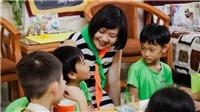 Văn hóa đọc: 'Dẫn dắt đứa trẻ đến với sách không khó'
