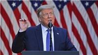 Tổng thống Mỹ tuyên bố nền kinh tế đang 'phục hồi mạnh mẽ'