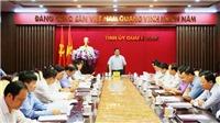 Quảng Ninh đề xuất bầu trực tiếp Bí thư Tỉnh ủy tại Đại hội Đảng bộ tỉnh