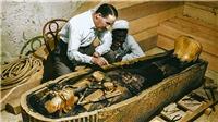 Ngắm quan tài Vua Tutankhamun sau gần 1 thế kỷ