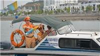 Công an Quảng Ninh thông tin về vụ va chạm trên biển của xuồng Cảnh sát đường thủy