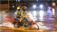 Đường phố Hà Nội đã rút hết nước ngập sau cơn 'mưa vàng'