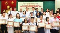 Lễ phát động cuộc thi 'Đại sứ Văn hóa đọc năm 2020' tại Hà Nội