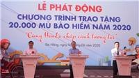 Đà Nẵng: Trao tặng 20.000 mũ bảo hiểm năm 2020