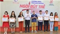 TP HCM: 24 tác phẩm được trao Giải thưởng Ngòi bút trẻ năm 2020