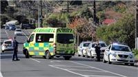 Xả súng nhằm vào cảnh sát tại New Zealand, 1 người thiệt mạng