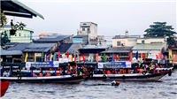 Ngày hội Du lịch 'Văn hóa Chợ nổi Cái Răng' với nhiều sự kiện đậm nét văn hóa bản địa