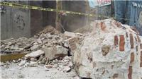Thương vong tăng sau trận động đất mạnh ở Mexico